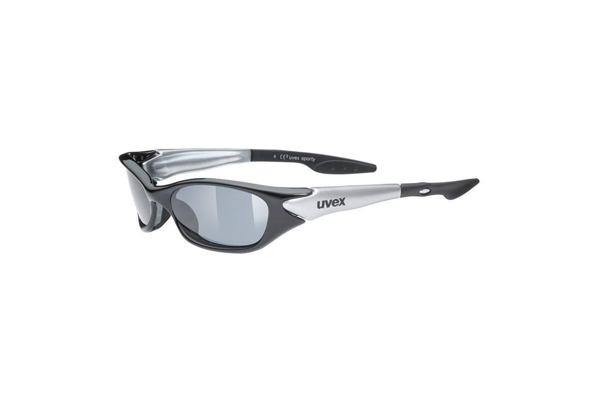 brýle UVEX SPORTY BLACK/SILVER (2516)