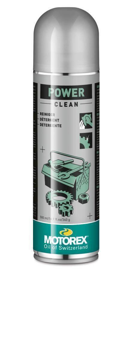 2016 MOTOREX POWER CLEAN 500ml