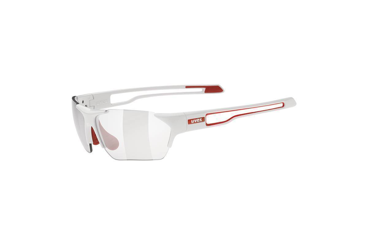 brýle UVEX SPORTSTYLE 202 SMALL VARIO WHITE RED/SM