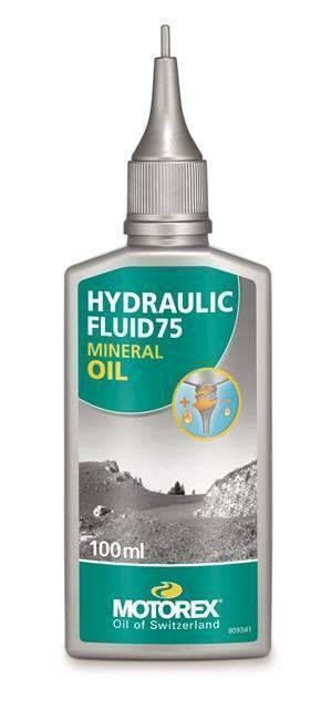 Minerální olej MOTOREX HYDRAULIC FLUID 75 100 ml