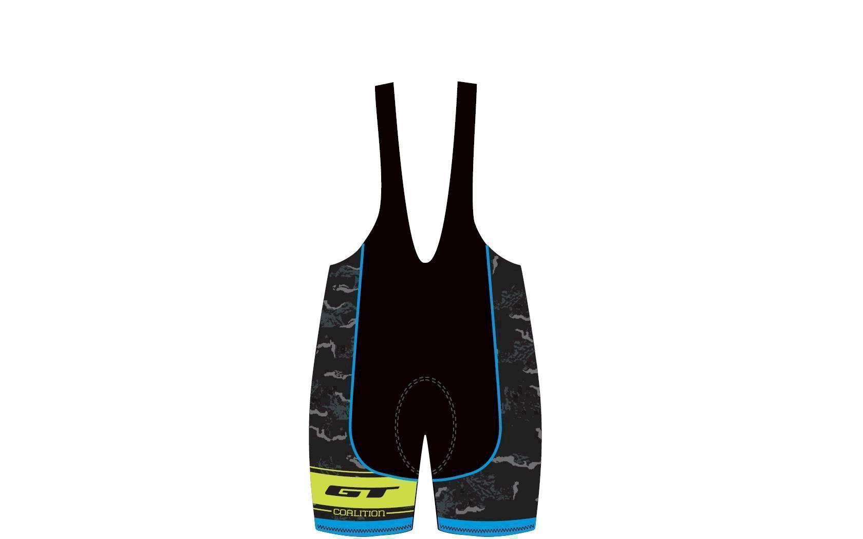 2017 GT KRAŤASY S LACLEM RACE, BLUE/YELLOW L