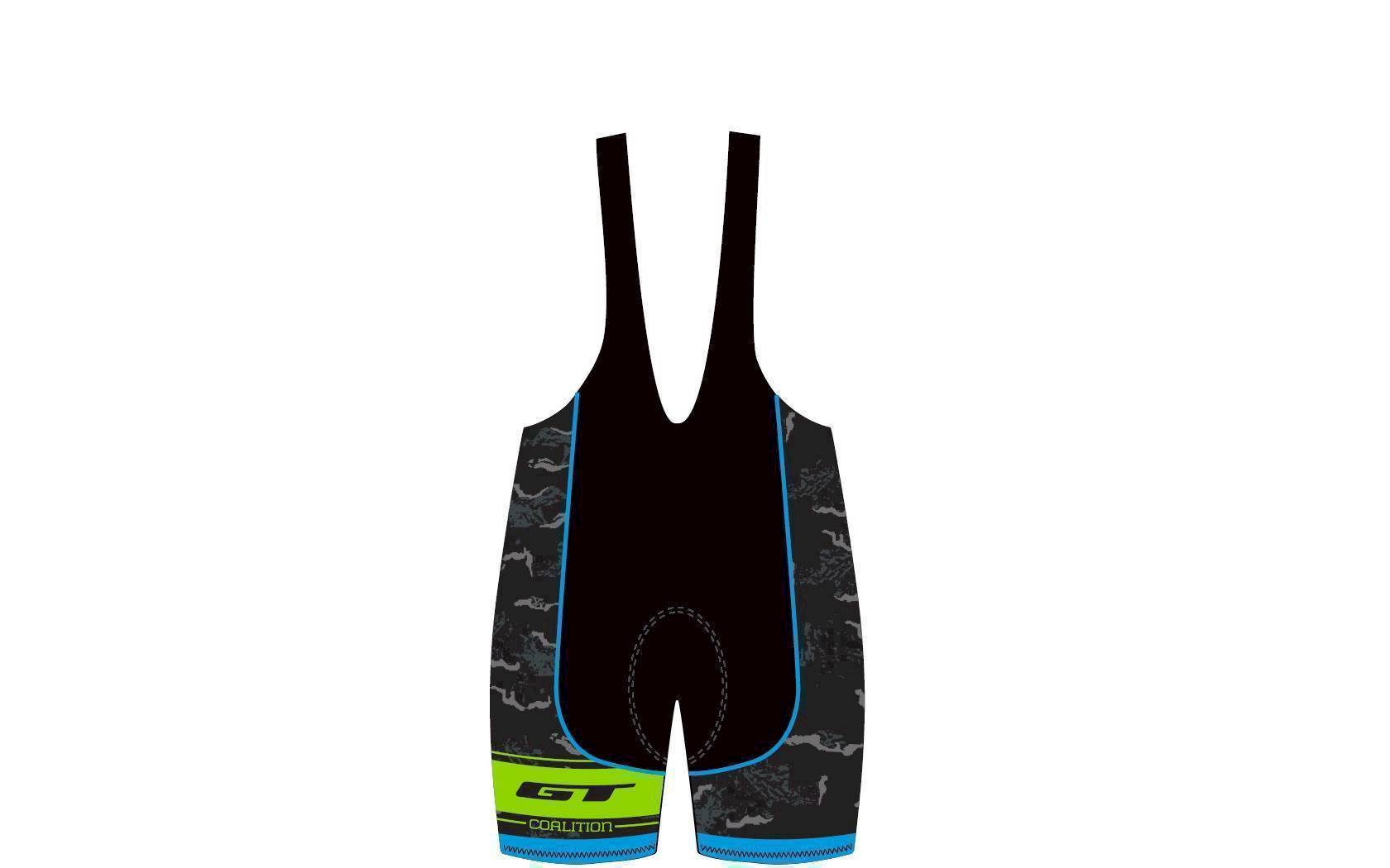 2017 GT KRAŤASY S LACLEM RACE, BLUE/GREEN XXL