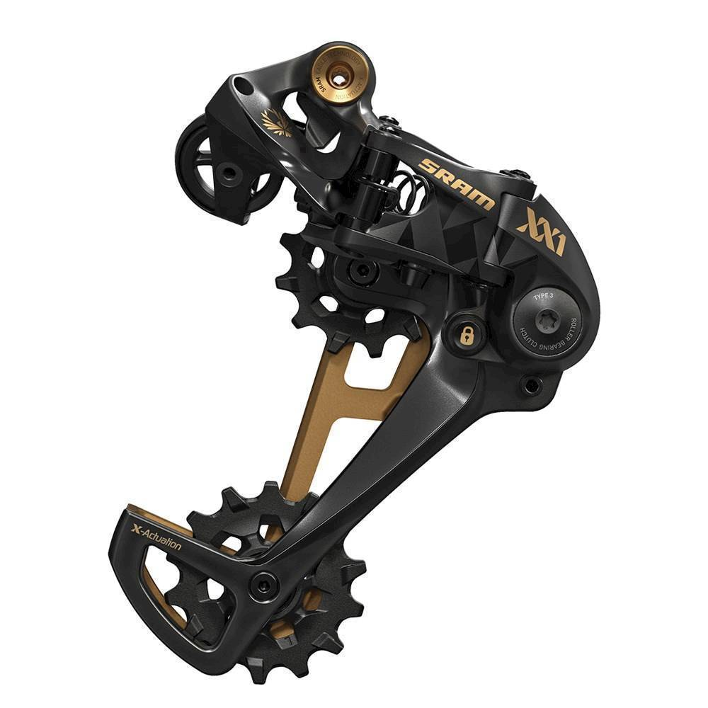 Přehazovačka SRAM AM RD XX1 EAGLE TYPE 2.1 12 SPEED GOLD