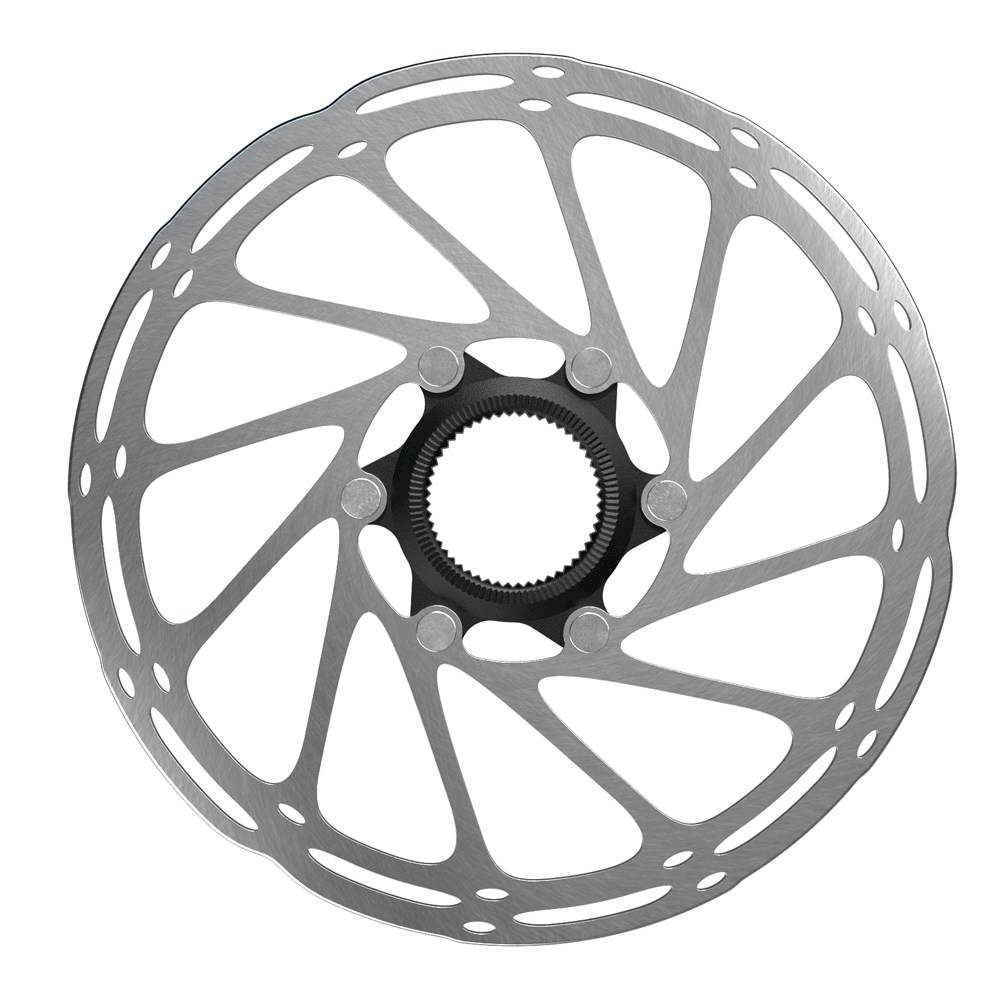 00.5018.037.025 - SRAM ROTOR CNTRLN CL 160MM BLACK ROUNDED Množ. Uni