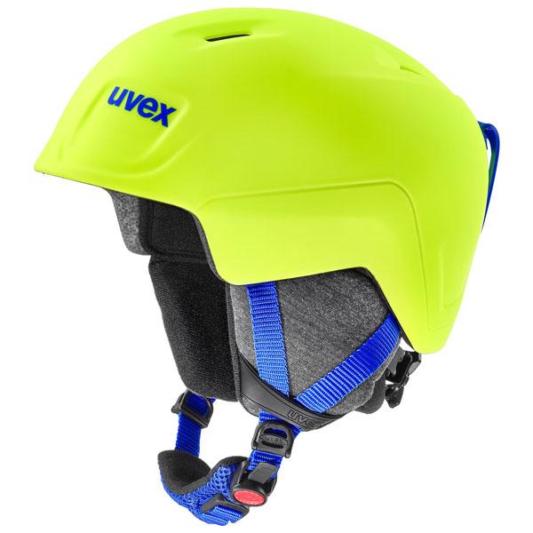 helma UVEX MANIC PRO, neon yellow (S566224610*) 51-55