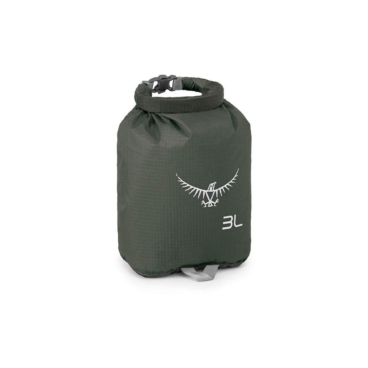 2021 OSPREY ULTRALIGHT DRY SACK 3L SHADOW GREY Množ. Uni