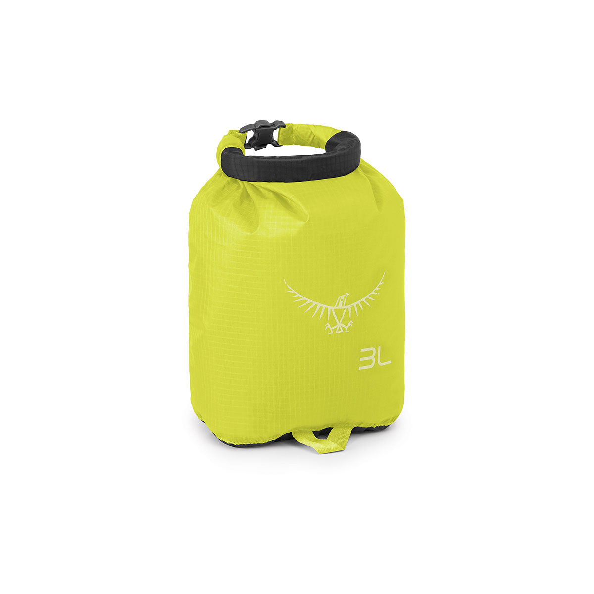 2021 OSPREY ULTRALIGHT DRY SACK 3L ELECTRIC LIME Množ. Uni