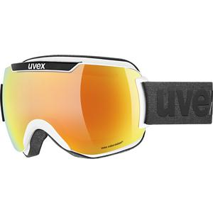 lyžařské brýle UVEX DOWNHILL 2000 CV, white black SL/orange-green (1230) Množ. Uni