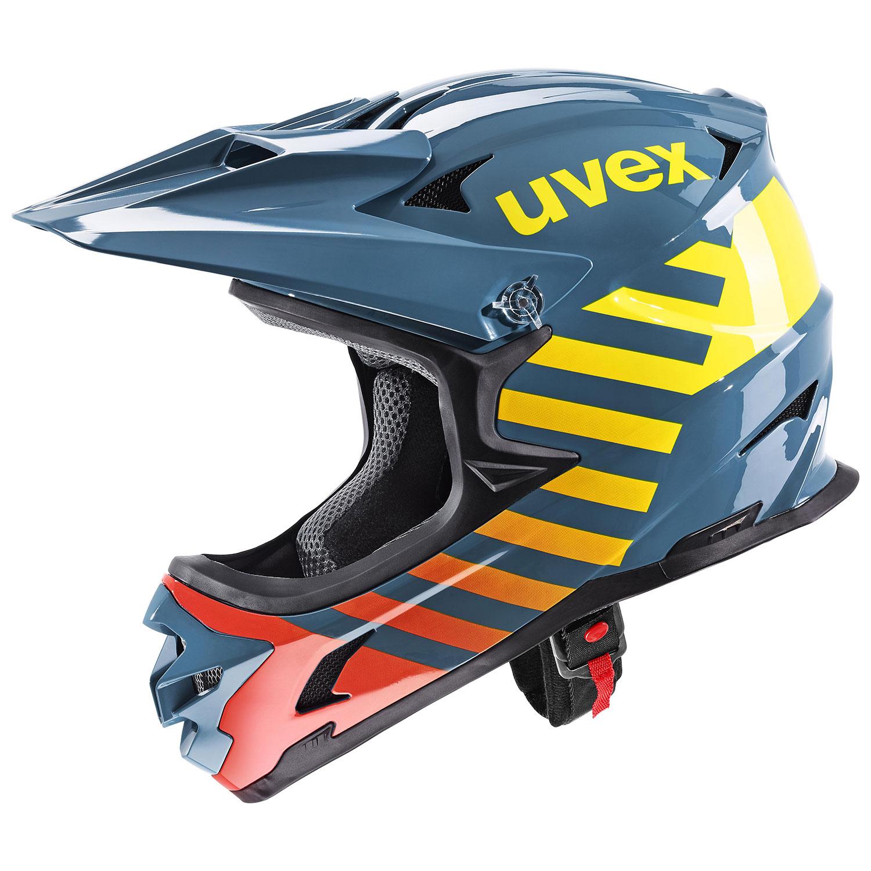 2021 UVEX HELMA HLMT 10, BLUE - FIRE S