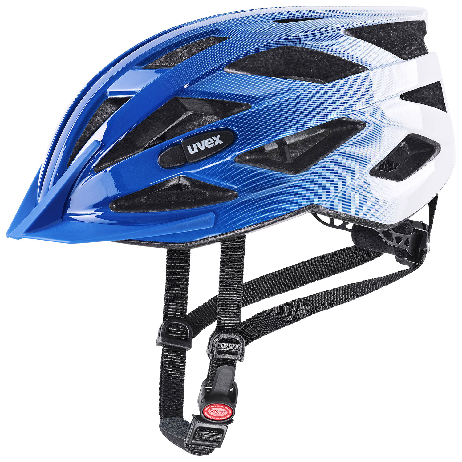 2021 UVEX HELMA AIR WING, COBALT - WHITE 52-57